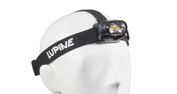 Lupine Piko X Duo SmartCore - Lampe frontale - noir